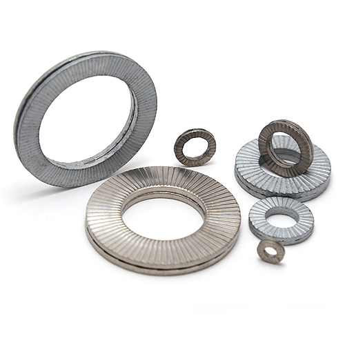 Wedge Locking Washers